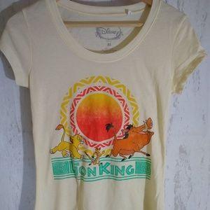 The Lion King Disney T-Shirt